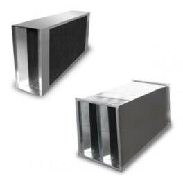 Tlumič hluku buňkový 250x500/1500 Typ GE