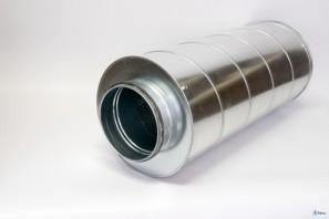 Tlumič hluku kruhový 400 d. 900 mm