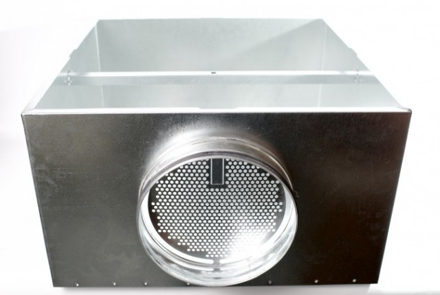 Plenum box 400x400