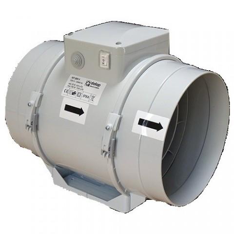 Diagonální ventilátor TT 125 PRO